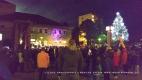 Rozsvícení vánočního stromu 3.12.2017, náměstí Voskovce a Wericha, Sázava